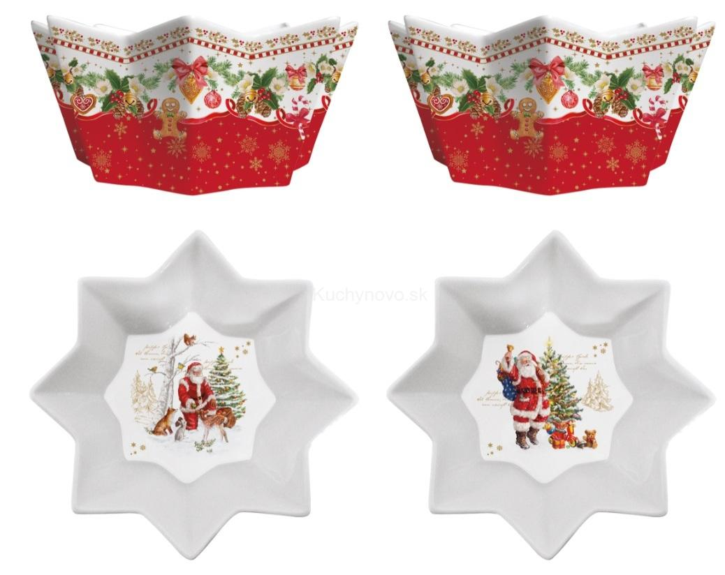 Christmas set misiek, 2 ks